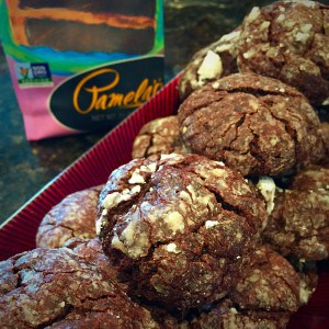 chocolate cake mix cookie recipe