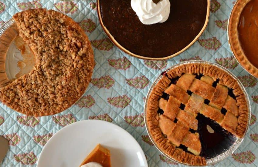 gluten-free frozen pie