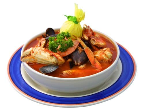 Famous phil 39 s fish market cioppino recipe for Phil s fish market moss landing