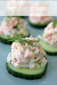 salmon dill salad recipe