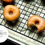 Perfect Gluten-Free Doughnuts