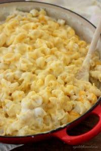 gluten free stovetop macaroni and cheese