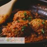 gluten free stuffed meatballs recipe