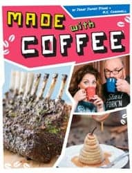 made with coffee cookbook