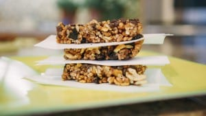 gluten free Granola Bar recipe