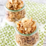 coconutty gluten-free granola recipe