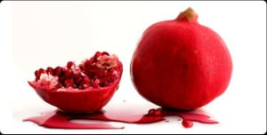 best pomegranate trick