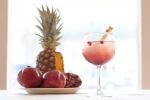 pineapple pomegranate margarita recipe