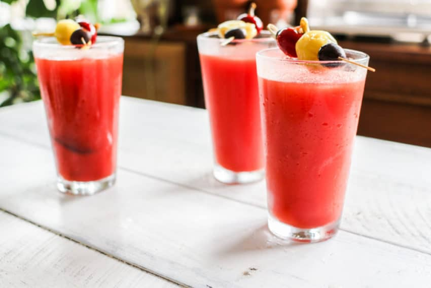 how to make a red beer gluten free