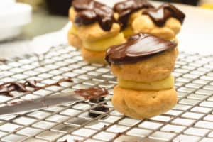 gluten-free boston cream pies