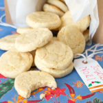 gluten-free french butter cookies