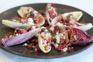 how to make an endive lettuce cup appetizer