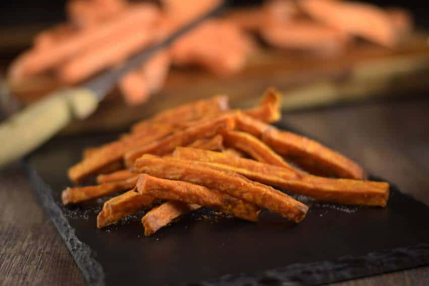 The Best Oven Baked Sweet Potato Fries G Free Foodie