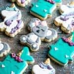 Royal Icing Gluten-Free Sugar Cookies