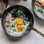 Easy Baked Eggs