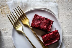 Gluten-Free Red Velvet Brownie Recipe