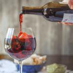 single serving sangria cocktail recipe