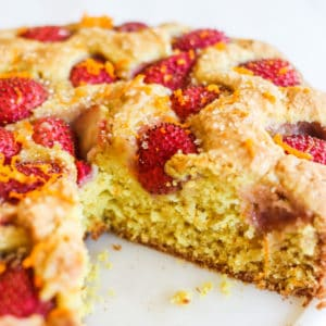 best Gluten-Free Strawberry Buttermilk Cake