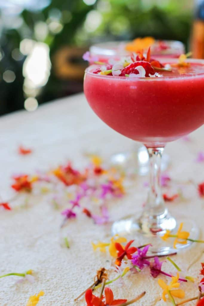 recipe for frozen rose wine
