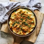 Cauliflower in Béchamel recipe