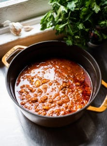 recipe to make meat sauce
