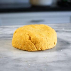 fresh gluten-free pasta dough
